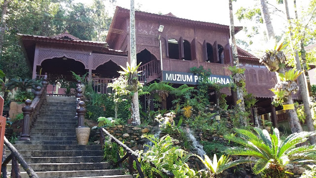 Muzium Perhutanan @ Gunung Jerai