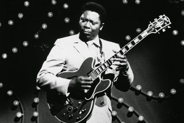 Lenda de blues B.B King morre aos 89