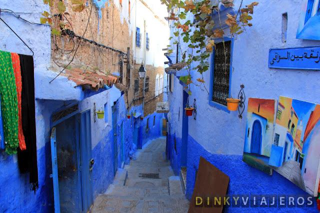 Calle de Chaouen