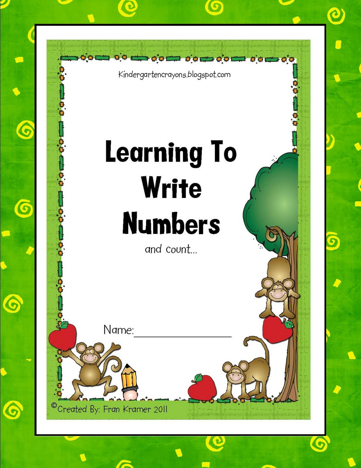 Kindergarten Crayons Chapter 4 Now Let S Explore