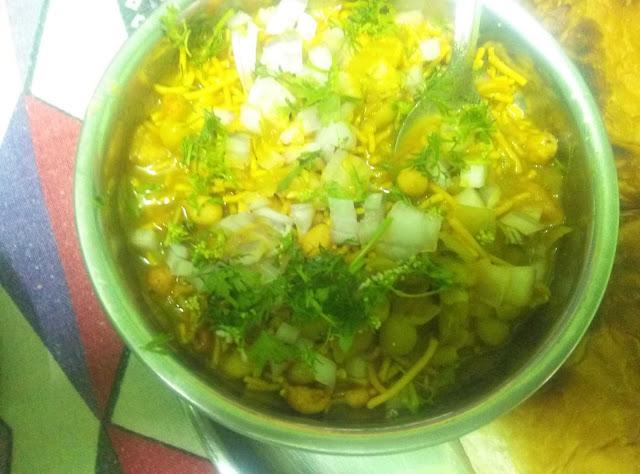 misal pav recipe  marathi