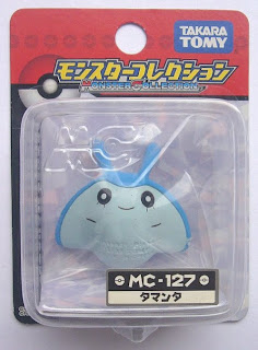 Mantyke figure Tomy Monster Collection MC series