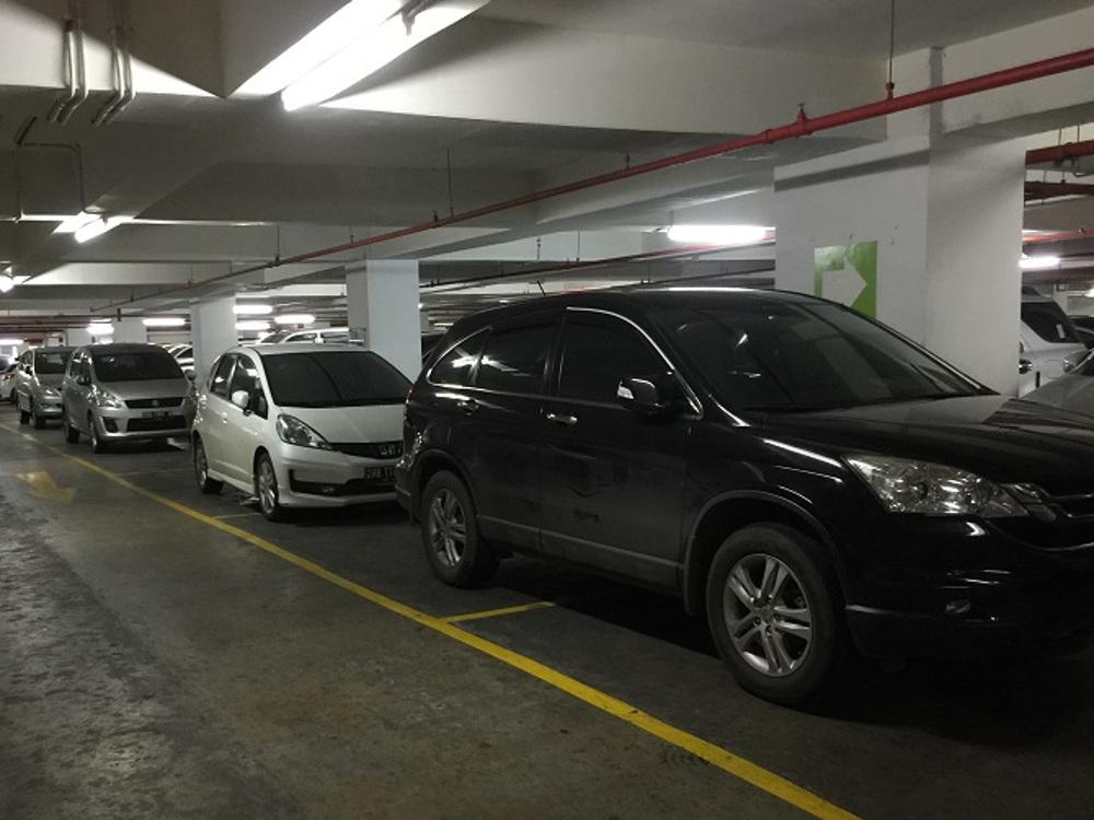 Modus Menuduh Kita Menabrak di Parkiran