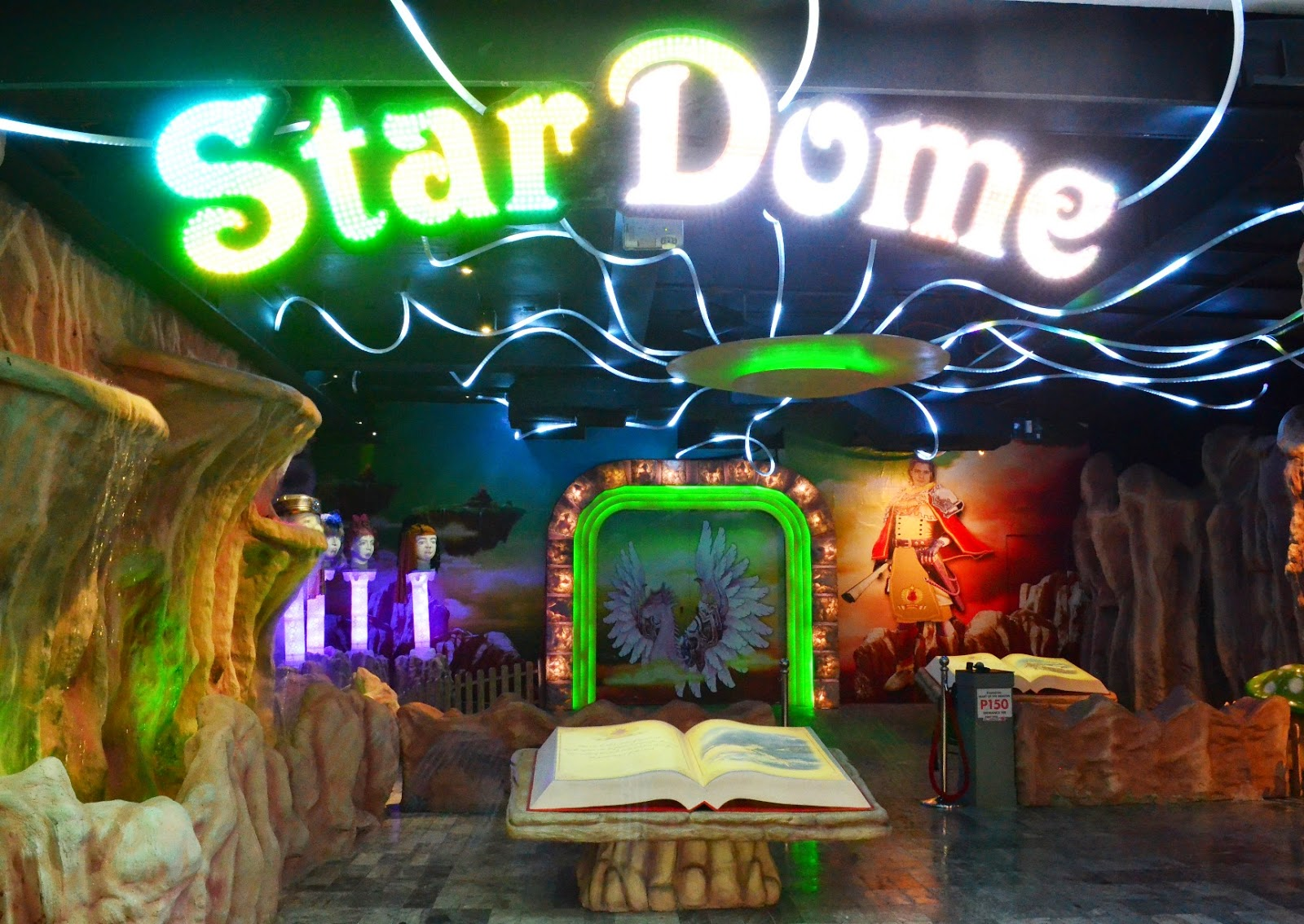 Star City's Star Dome