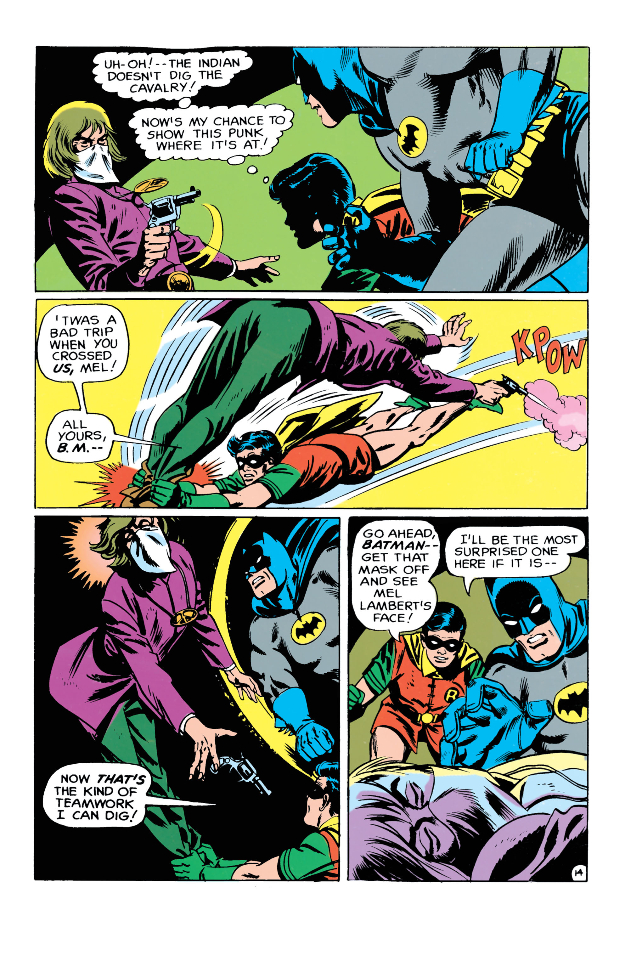 Detective Comics (1937) 627 Page 19