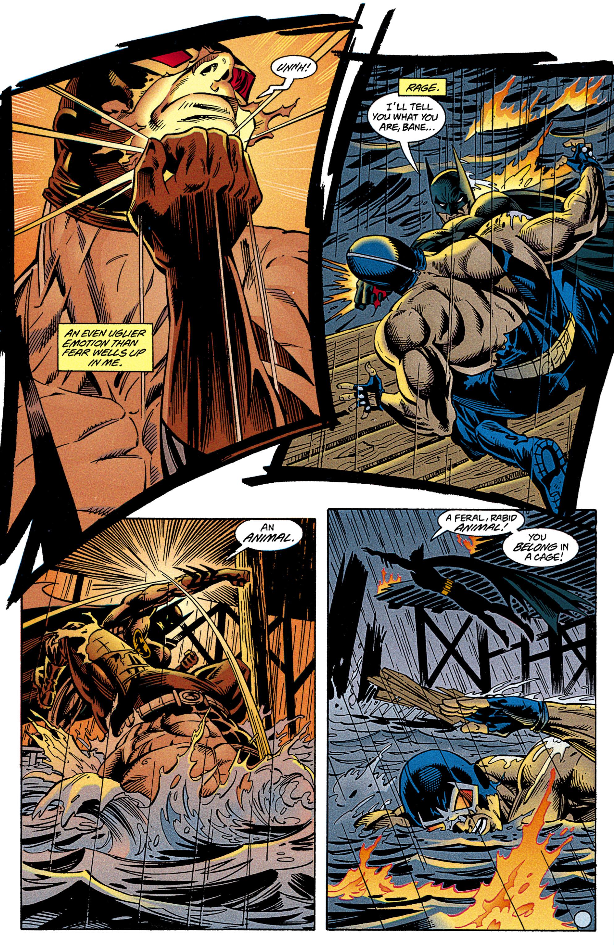 Detective Comics (1937) 701 Page 20