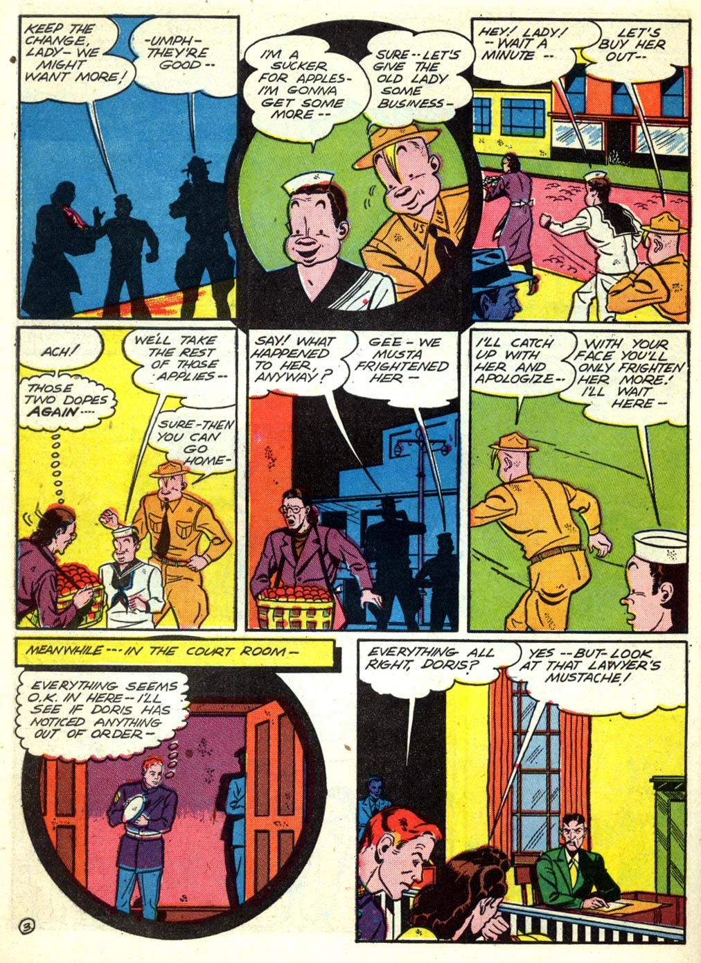 Read online All-American Comics (1939) comic -  Issue #40 - 55
