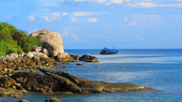 CHAM ISLANDS - an attractive tourist destinaton in Hoi An