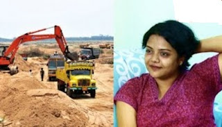 Sandhya Ravishankar Explores Illegal Beach Sand Mining