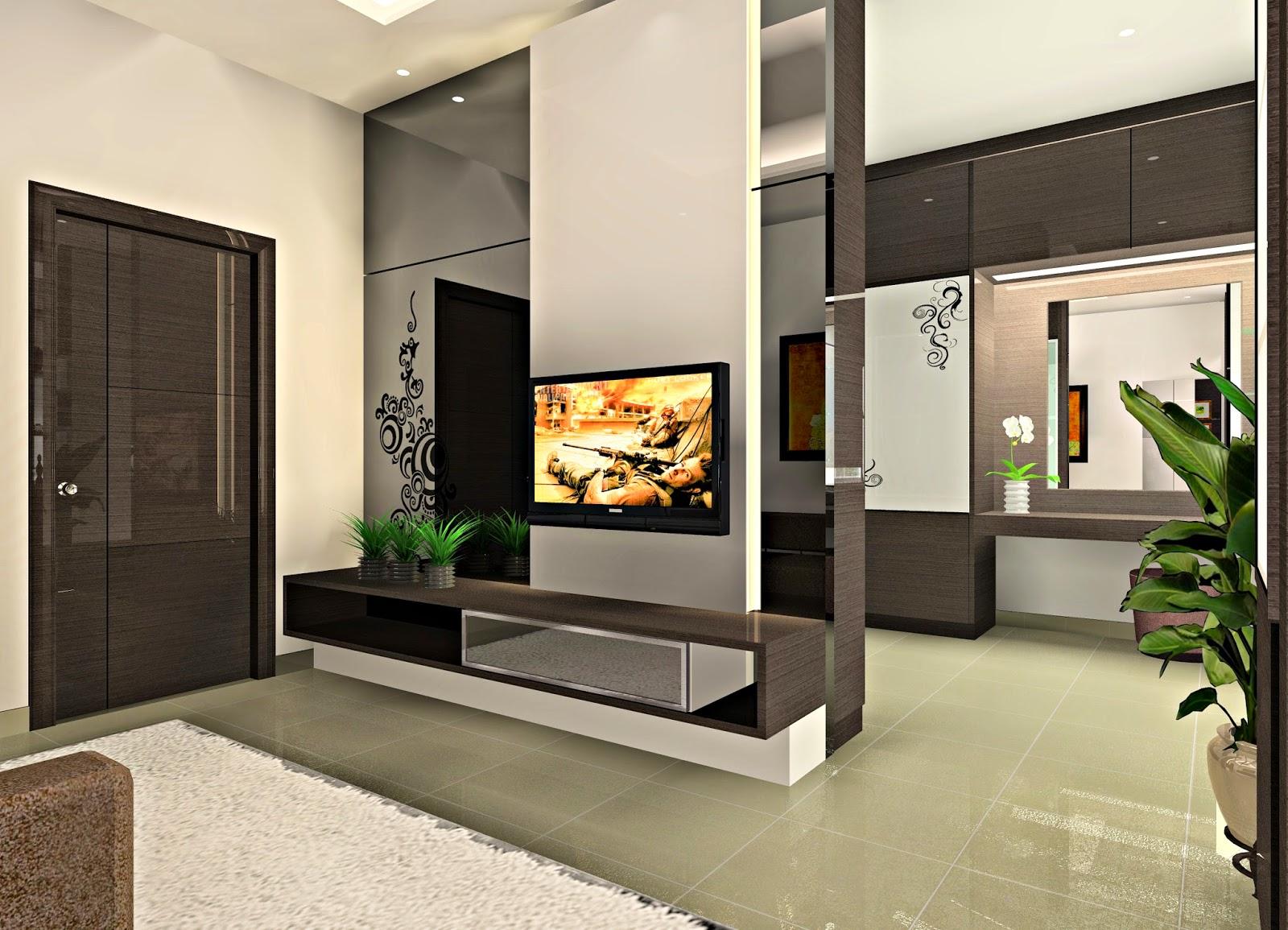 Desain Ruang Tamu Minimalis Modern  RAJA DISAIN INTERIOR