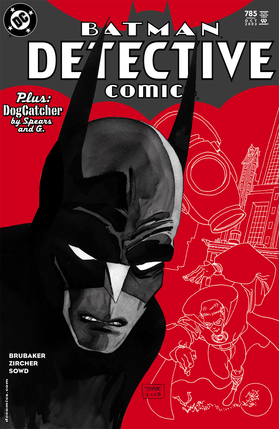 Detective Comics (1937) 785 Page 1