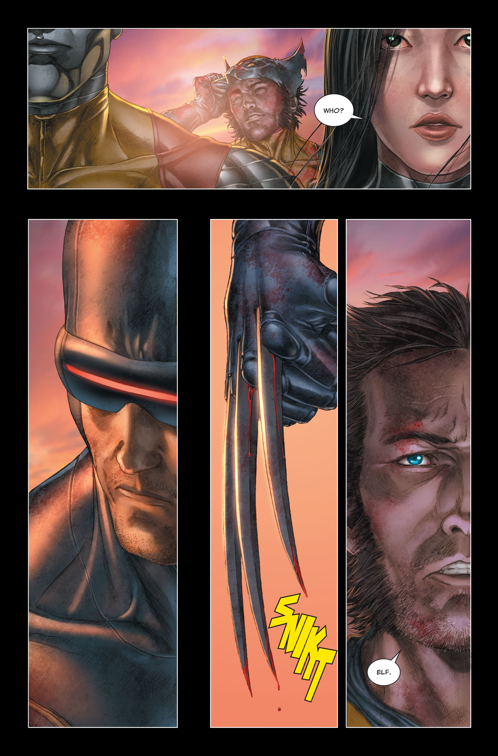 Read online X-Force (2008) comic -  Issue #26 - 24