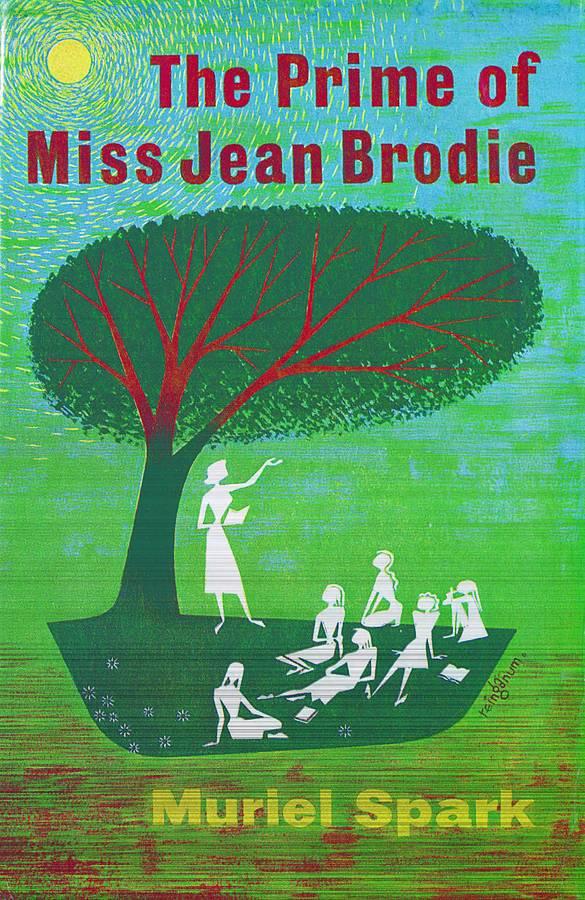 narrative structure prime miss jean brodie