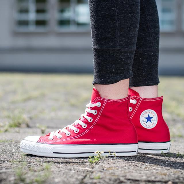 Panduan Konversi Ukuran Dan Harga Sepatu Converse Chuck Taylor All Star Ctas