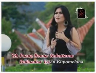 Lagu Toraja Tontongna' Sa'bara' - Salma Margareth