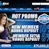 Freebet Promo Deposit Terbaru Poker Kartuking