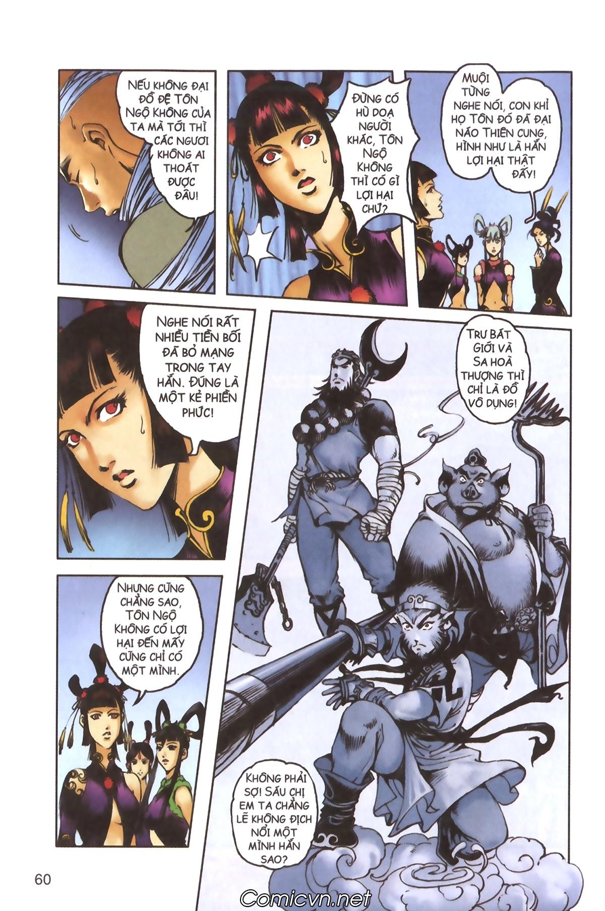 Tây Du Ký màu - Chapter 116 - Pic 6