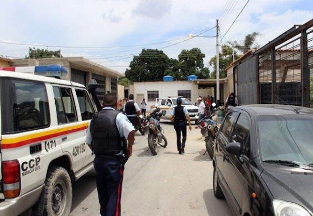 En Maracay Dos hijos asesinaron a su padre y la madre los ayudó