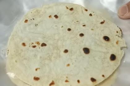 Resep Membuat Kulit Tortila/Kebab Sendiri