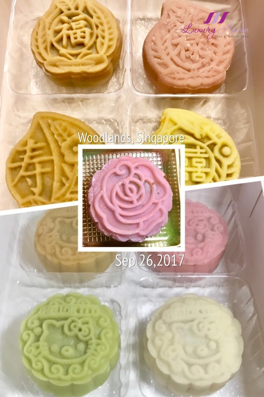 buy cute hello kitty snowskin mooncakes
