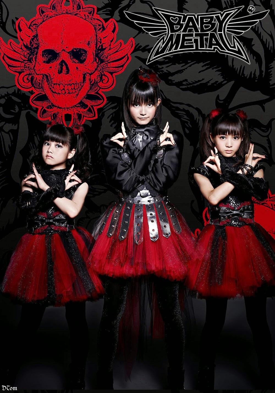Moametal Wallpaper Cute Babymetal The New Metal Music Blissful Life