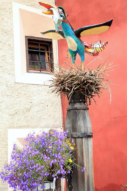 Pontresina Sveitsi Switzerland maisema