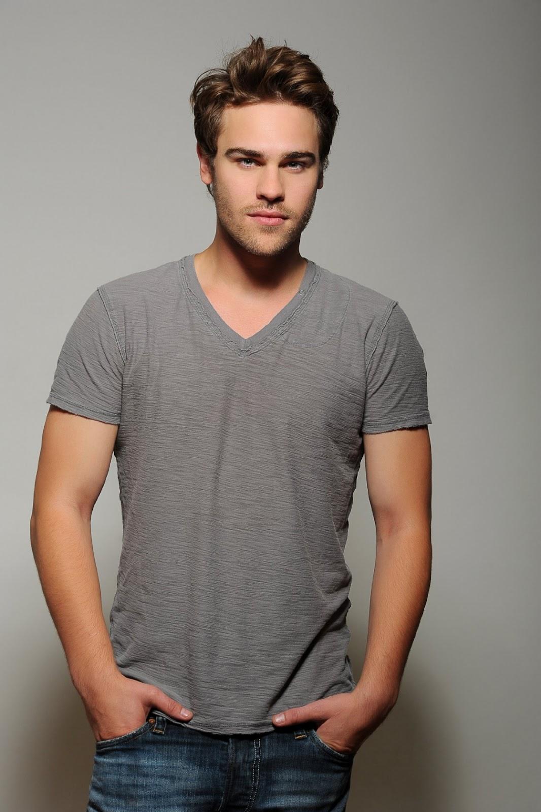 MOST BEAUTIFUL MEN: GREY DAMON