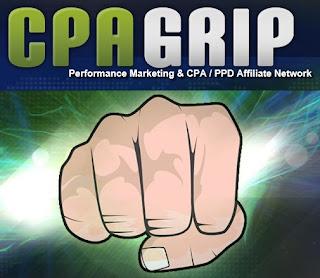 CPAGrip- Monetización web