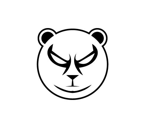 gambar membuat maskot logo ilustratif adobe illustrator