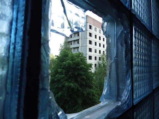 Far Flung Places: The abandoned city of Pripyat