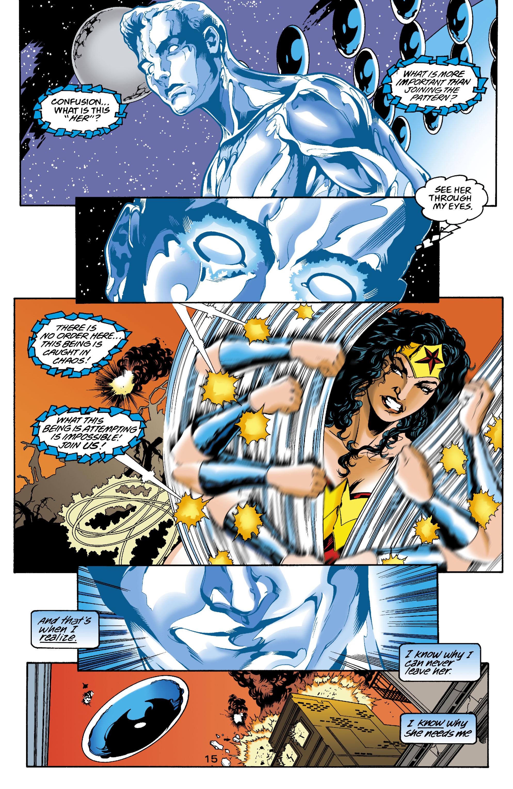 Read online Wonder Woman (1987) comic -  Issue #159 - 16