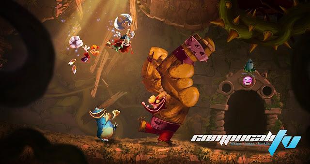 Rayman Legends Xbox 360 Español Región Free XGD3