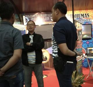 Humas Polda Kepri Mantapkan Blogger Polri
