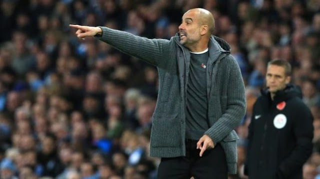 Man City Hajar Man United, Pep: Persaingan Juara Masih Ketat