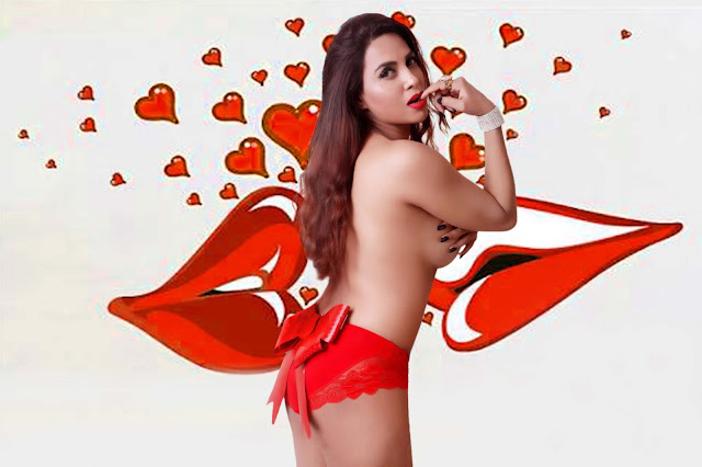 Myrra turns up the heat this Valentine 2017