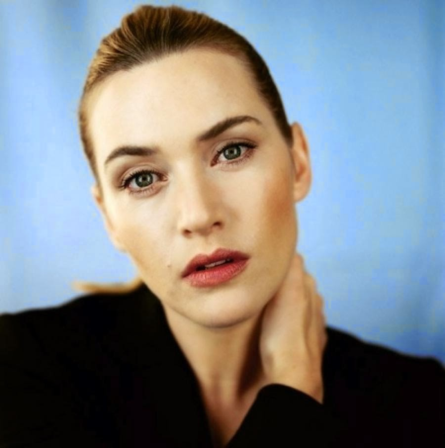 Damon Winter, retrato de Kate Winslet