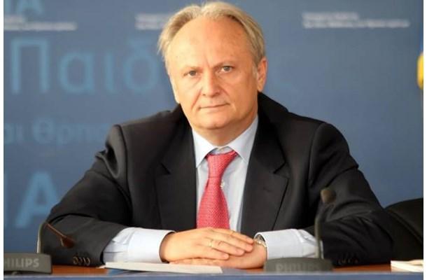 Απάντηση Σταθάκη σε Ανδριανό για τη διακοπή παροχής ηλεκτρικού ρεύματος προς τους ΤΟΕΒ και ΓΟΕΒ Αργοναυπλίας