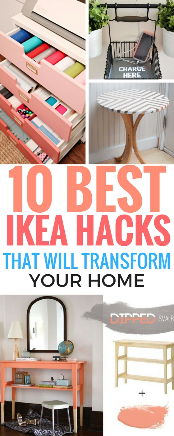 10 Ikea Hacks That Are Superb And Easy | ikea hacks, ikea hack ideas, ikea hacks storage, diy ikea hacks, diy hacks, diy projects, diy crafts, diy home decor, diy kitchen