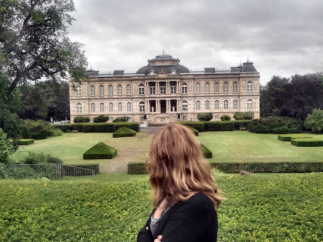 Herzogliche Museum (Museo Ducal). Gotha