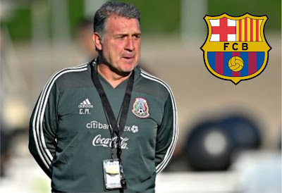 Tata Martino mexico