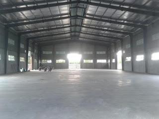 Xây dựng nhà xưởng huyện thống nhất đồng nai