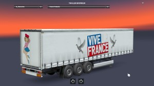 Vive La France trailer mod