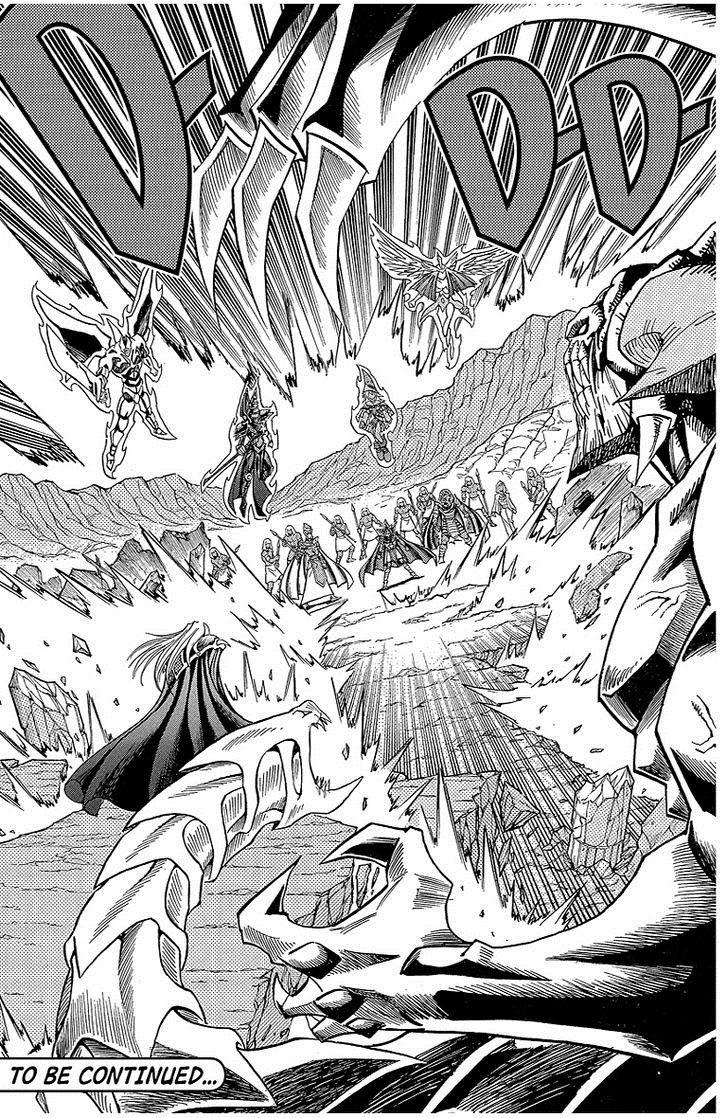 YUGI-OH! chap 328 - trận chiến cuối cùng trang 21