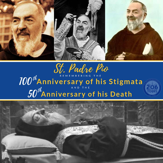 206 Tours - Padre Pio