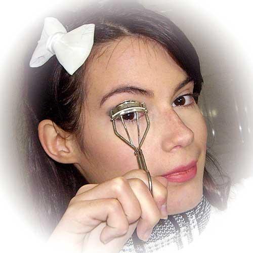 Maquillaje ojos caidos y marrones monika sanchez guapa al instante