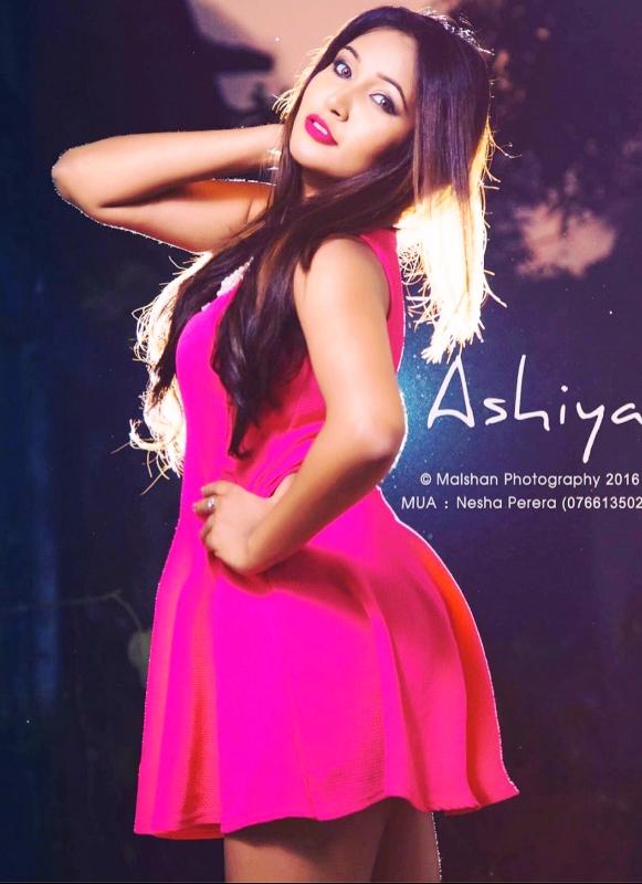 Ashiya Dassanayaka Hot
