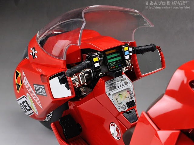 Kaneda's Power Bike from Akira