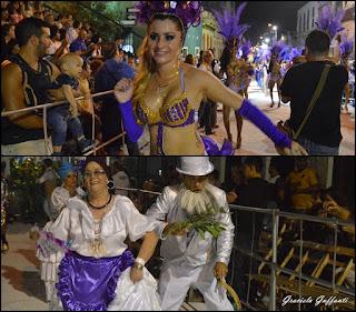 Desfile de Llamadas 2017 Montevideo Uruguay La Rodo
