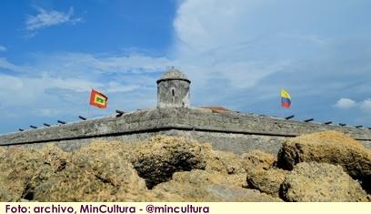 Murallas y Castillo de San Felipe de Barajas ya cuentan con un Plan Especial de Manejo y Protección