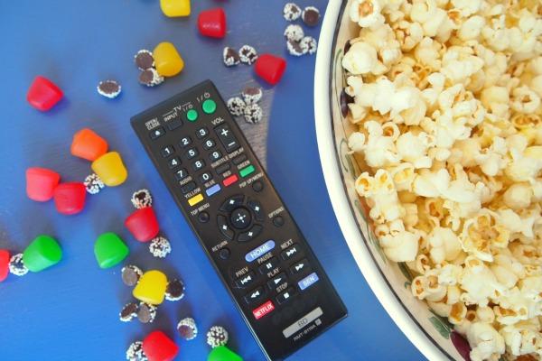 Enjoying a free VUDU movie with the Walmart Family Mobile PLUS plan! ad  #DataAndAMovie  #FamilyMobile